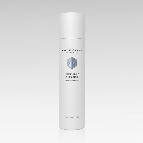Martinsson King Invisible Cleanse Dry Shampoo