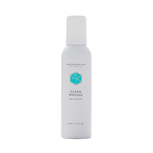 Martinsson King Clean Mousse Dry Shampoo